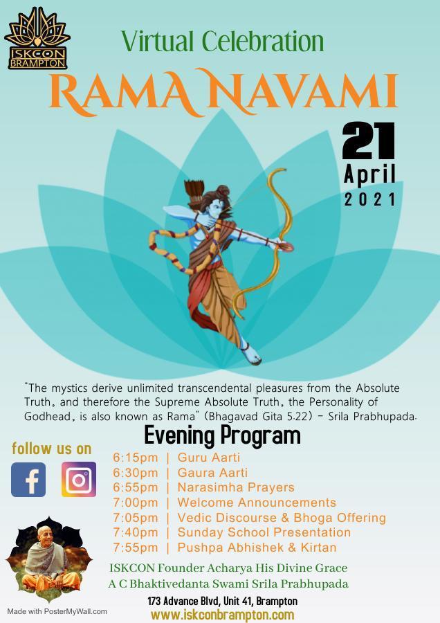 Rama Navami 2021